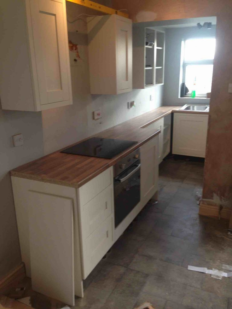 Kitchen Construction Wigan