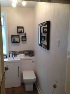 Bathroom Interior Services Warrington