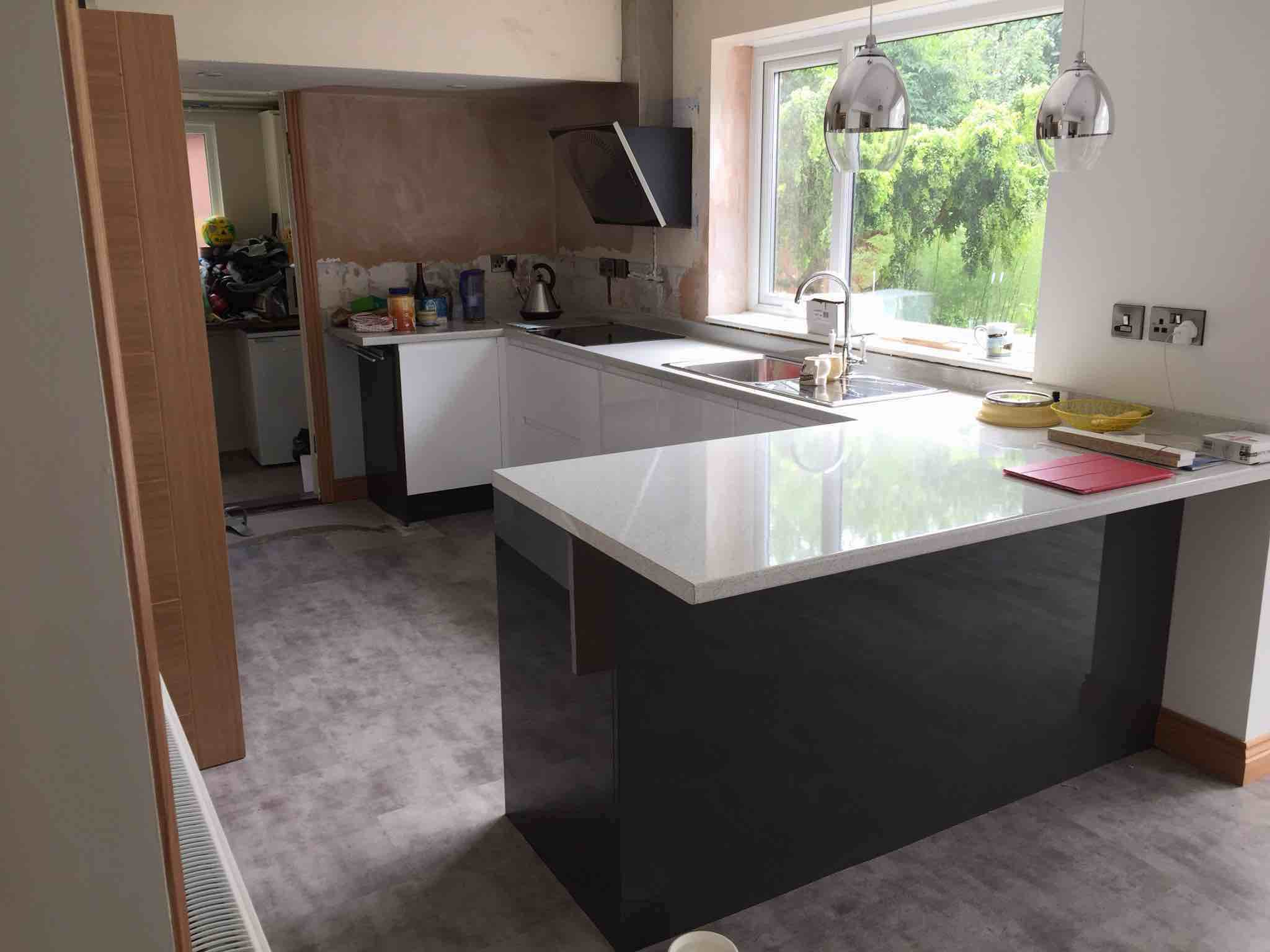 kitchen Installation Warrington