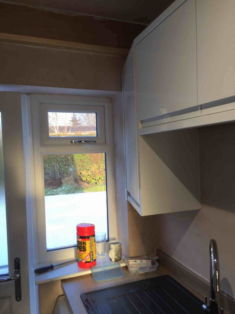 Kitchen Interior Wigan